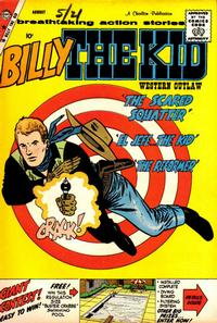 Cover Thumbnail for Billy the Kid (Charlton, 1957 series) #18