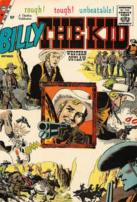 Cover Thumbnail for Billy the Kid (Charlton, 1957 series) #19