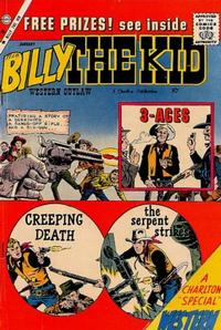 Cover Thumbnail for Billy the Kid (Charlton, 1957 series) #20