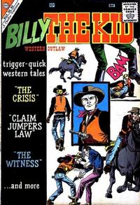 Cover Thumbnail for Billy the Kid (Charlton, 1957 series) #22