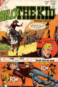 Cover Thumbnail for Billy the Kid (Charlton, 1957 series) #24