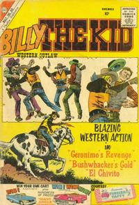 Cover Thumbnail for Billy the Kid (Charlton, 1957 series) #25
