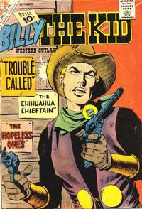 Cover Thumbnail for Billy the Kid (Charlton, 1957 series) #30