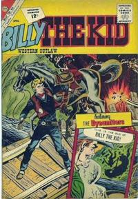 Cover Thumbnail for Billy the Kid (Charlton, 1957 series) #33