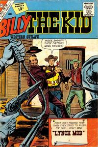 Cover Thumbnail for Billy the Kid (Charlton, 1957 series) #34