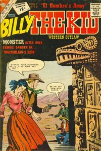 Cover Thumbnail for Billy the Kid (Charlton, 1957 series) #35