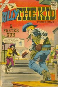 Cover Thumbnail for Billy the Kid (Charlton, 1957 series) #36
