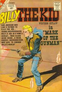 Cover Thumbnail for Billy the Kid (Charlton, 1957 series) #37