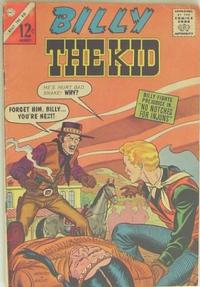 Cover Thumbnail for Billy the Kid (Charlton, 1957 series) #41
