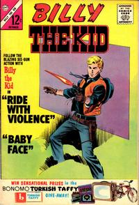 Cover Thumbnail for Billy the Kid (Charlton, 1957 series) #42