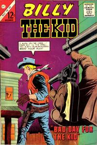 Cover Thumbnail for Billy the Kid (Charlton, 1957 series) #43
