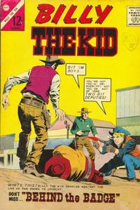 Cover Thumbnail for Billy the Kid (Charlton, 1957 series) #44