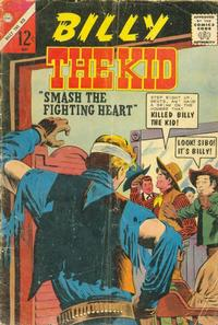Cover Thumbnail for Billy the Kid (Charlton, 1957 series) #45