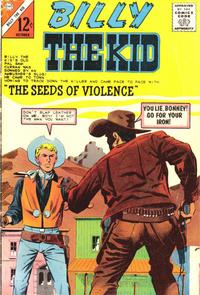 Cover Thumbnail for Billy the Kid (Charlton, 1957 series) #47