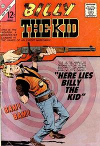 Cover Thumbnail for Billy the Kid (Charlton, 1957 series) #48