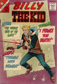 Cover Thumbnail for Billy the Kid (Charlton, 1957 series) #53
