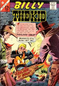 Cover Thumbnail for Billy the Kid (Charlton, 1957 series) #54