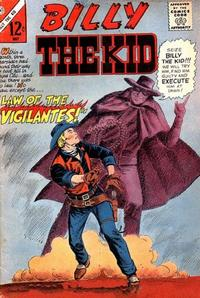 Cover Thumbnail for Billy the Kid (Charlton, 1957 series) #55