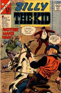 Cover Thumbnail for Billy the Kid (Charlton, 1957 series) #56