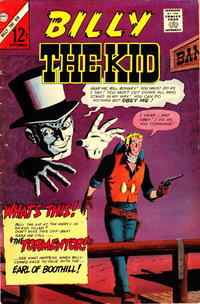 Cover Thumbnail for Billy the Kid (Charlton, 1957 series) #57