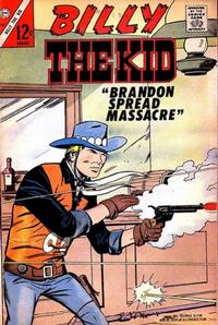 Cover Thumbnail for Billy the Kid (Charlton, 1957 series) #62