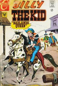 Cover Thumbnail for Billy the Kid (Charlton, 1957 series) #66