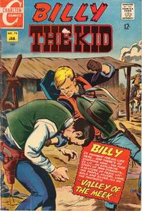 Cover Thumbnail for Billy the Kid (Charlton, 1957 series) #70