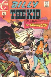 Cover Thumbnail for Billy the Kid (Charlton, 1957 series) #71