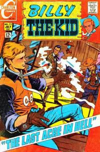 Cover Thumbnail for Billy the Kid (Charlton, 1957 series) #73