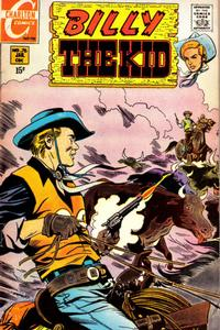 Cover Thumbnail for Billy the Kid (Charlton, 1957 series) #76