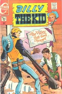 Cover Thumbnail for Billy the Kid (Charlton, 1957 series) #77