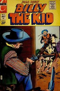 Cover Thumbnail for Billy the Kid (Charlton, 1957 series) #93