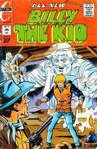 Cover Thumbnail for Billy the Kid (Charlton, 1957 series) #98