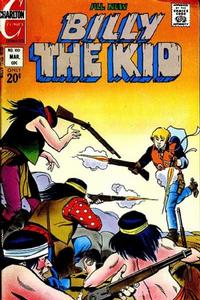 Cover Thumbnail for Billy the Kid (Charlton, 1957 series) #100