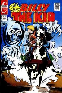 Cover Thumbnail for Billy the Kid (Charlton, 1957 series) #103