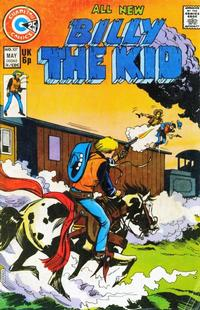 Cover Thumbnail for Billy the Kid (Charlton, 1957 series) #107