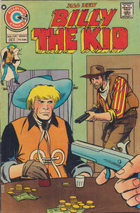 Cover Thumbnail for Billy the Kid (Charlton, 1957 series) #109