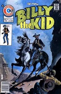 Cover Thumbnail for Billy the Kid (Charlton, 1957 series) #116