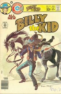 Cover Thumbnail for Billy the Kid (Charlton, 1957 series) #121