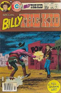 Cover Thumbnail for Billy the Kid (Charlton, 1957 series) #126