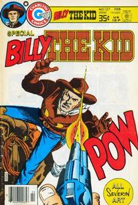 Cover Thumbnail for Billy the Kid (Charlton, 1957 series) #127