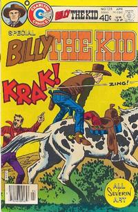 Cover Thumbnail for Billy the Kid (Charlton, 1957 series) #128