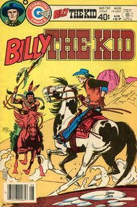 Cover Thumbnail for Billy the Kid (Charlton, 1957 series) #130