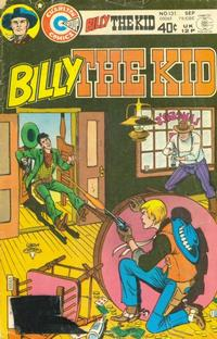 Cover Thumbnail for Billy the Kid (Charlton, 1957 series) #131