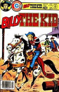Cover Thumbnail for Billy the Kid (Charlton, 1957 series) #135