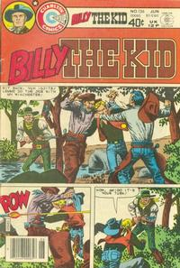 Cover Thumbnail for Billy the Kid (Charlton, 1957 series) #136
