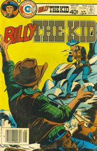 Cover Thumbnail for Billy the Kid (Charlton, 1957 series) #137