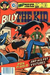 Cover Thumbnail for Billy the Kid (Charlton, 1957 series) #140