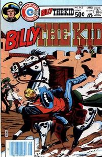 Cover Thumbnail for Billy the Kid (Charlton, 1957 series) #143