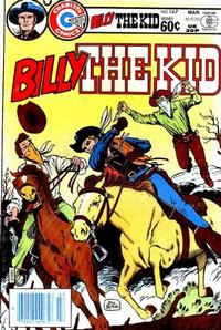 Cover Thumbnail for Billy the Kid (Charlton, 1957 series) #147